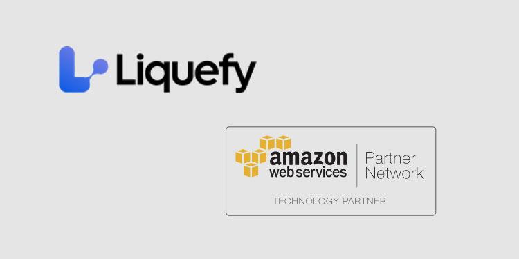 Liquefy joins AWS Partner Network (APN) to provide solutions for real asset tokenization