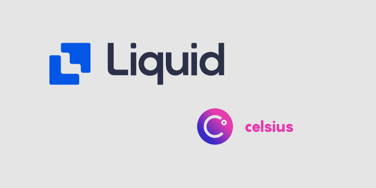 Crypto exchange Liquid integrates yield accounts from Celsius