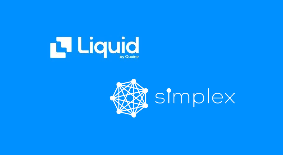 Crypto exchange Liquid implements card deposits from Simplex