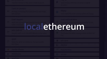 P2P ether exchange localethereum adds over 20 new payment methods
