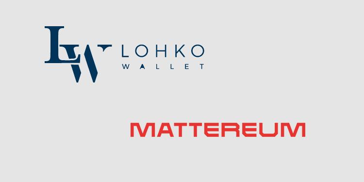 Lohko partners with Mattereum to launch verifiable gold bullion NFTs