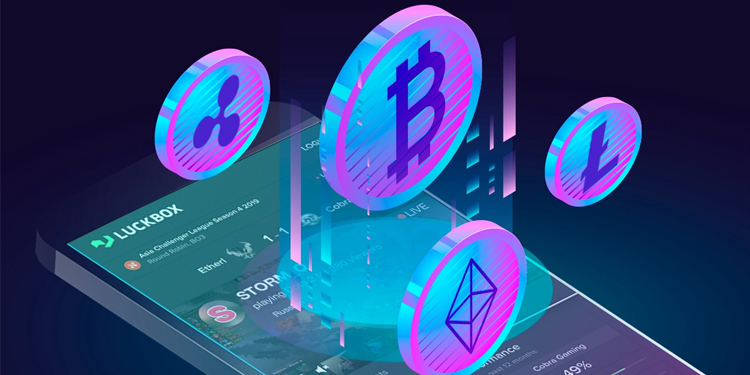 eSports betting platform Luckbox adds deposits in BTC, ETH, XRP and LTC
