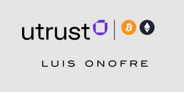 Luxury brand Luis Onofre integrates cryptocurrency payments from Utrust