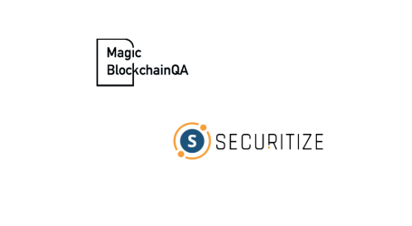 Magic BlockchainQA partners with Securitize for STO protocol integration services