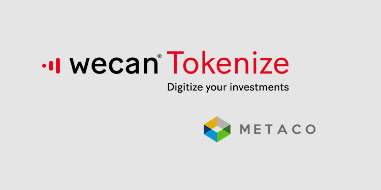 Wecan Tokenize releases end-to-end tokenization solution for financial institutions