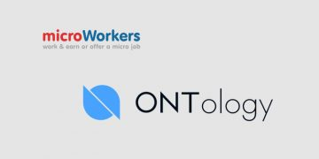 Freelancing marketplace MicroWorkers to secure user data with Ontology blockchain