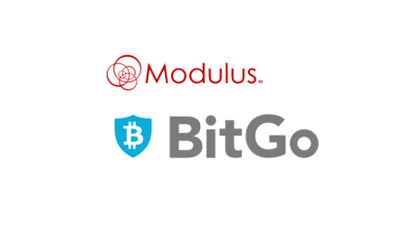 Modulus partners with BitGo for institutional-grade cryptocurrency security