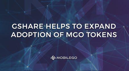 GShare helps to expand adoption of MobileGo (MGO) tokens