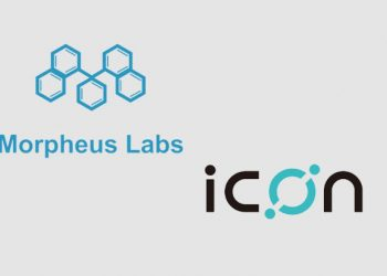 ICON joins Morpheus Labs blockchain services platform - CryptoNinjas