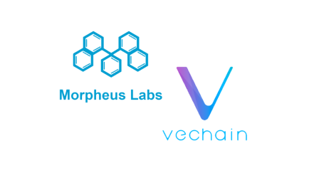 Morpheus Labs inks deal with VeChain to build blockchain service stack