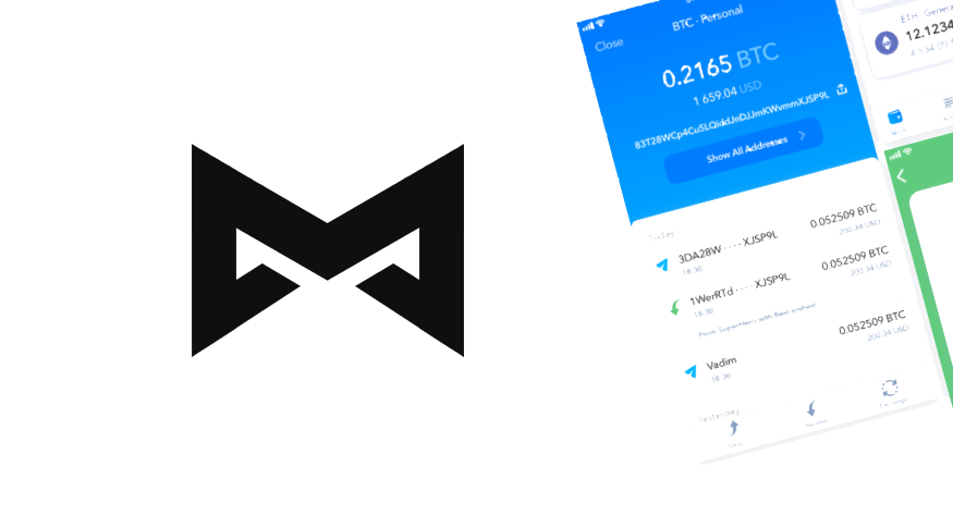multi cryptocurrency wallet ios