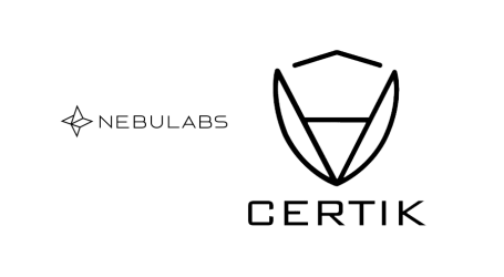 Nebulabs partners with CertiK to ensure smart contract and DApp security