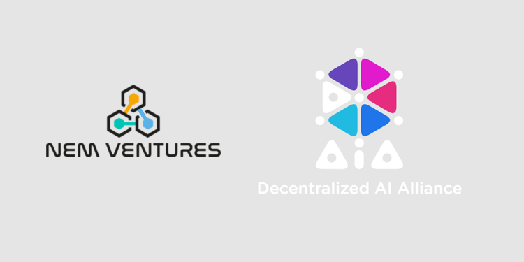 NEM Ventures joins Decentralized AI Alliance to support AI democratization