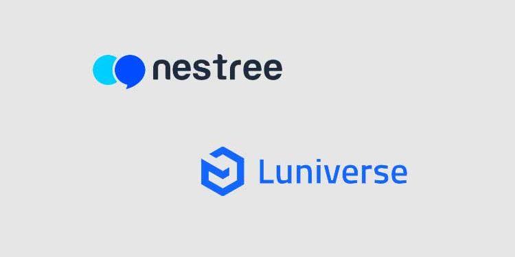 Crypto messenger Nestree adopts Luniverse blockchaian platform