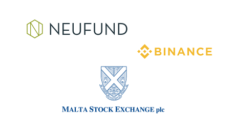 Neufund, Malta Stock Exchange, and Binance to build security token exchange