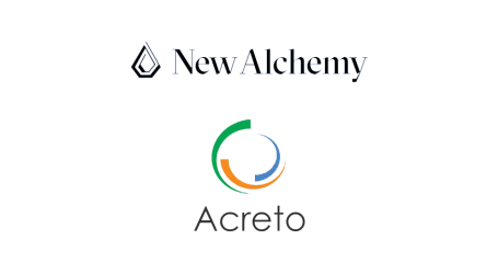 Crypto-IoT security startup Acreto partners with New Alchemy to manage token sale