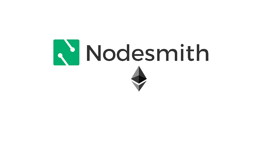 Nodesmith enables blockchain node host service for Ethereum