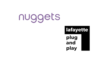 Nuggets the only blockchain company picked for Lafayette Plug and Play business accelerator