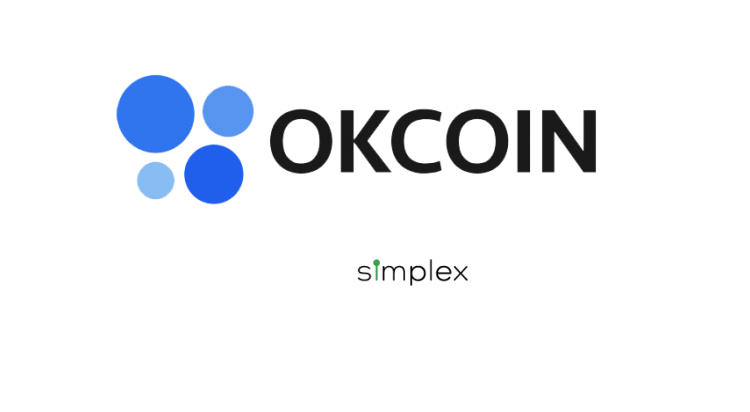 OKCoin enables credit card deposits with Simplex partnership