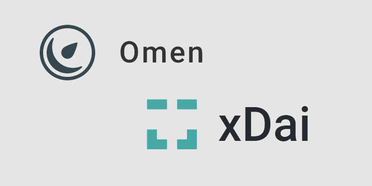 Decentralized prediction market Omen app launches on the xDai network