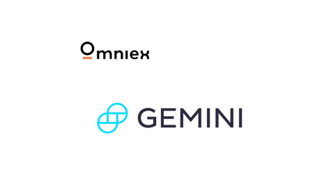 Omniex and Gemini connect to support low latency cryptocurrency trading