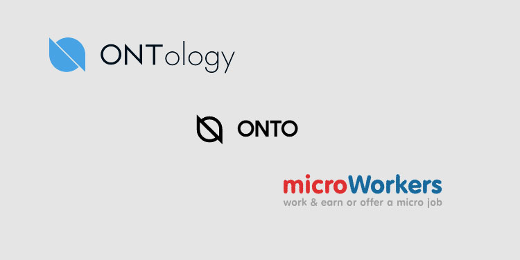 MicroWorkers integrates Ontology's ONTO Wallet to facilitate additional payment options for workers