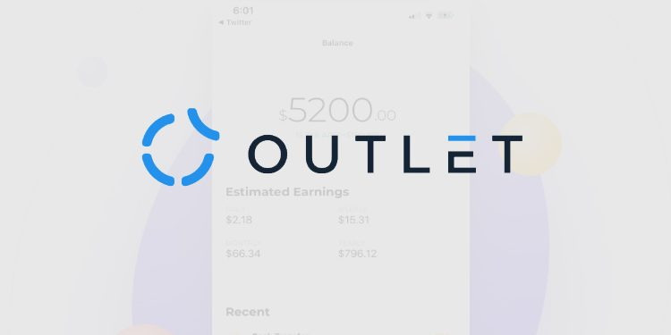 Ethereum based crypto account app Outlet releases beta