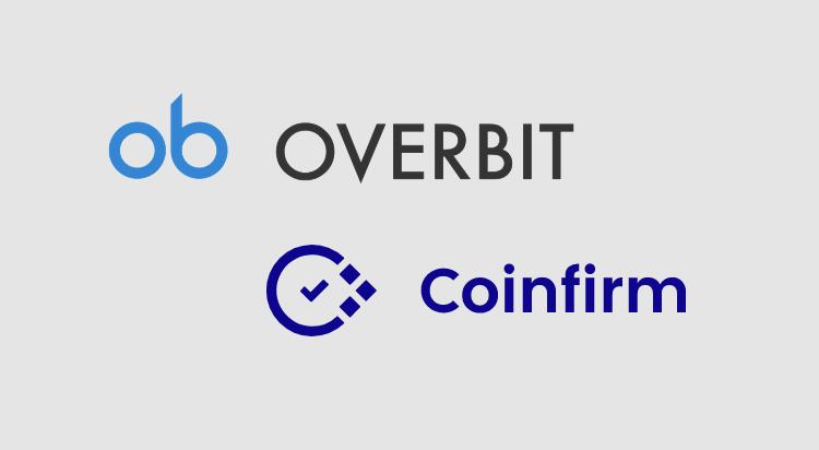 Bitcoin derivatives exchange Overbit implements Coinfirm's AML platform