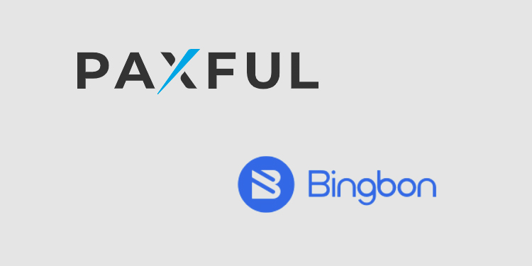 P2P bitcoin platform Paxful to serve as a fiat-to-crypto on-ramp for social trading app Bingbon thumbnail