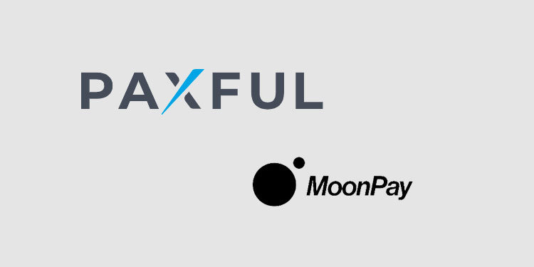 Bitcoin P2P platform Paxful adds MoonPay for credit card buying