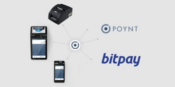 Poynt integrates BitPay for crypto payments on its point-of-sale devices