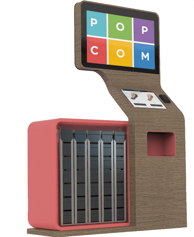 GoChain partners with PopCom to build pharma, alcohol, and cannabis vending machines