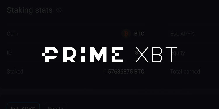 Crypto margin trading platform PrimeXBT adds yield accounts from Covesting » CryptoNinjas