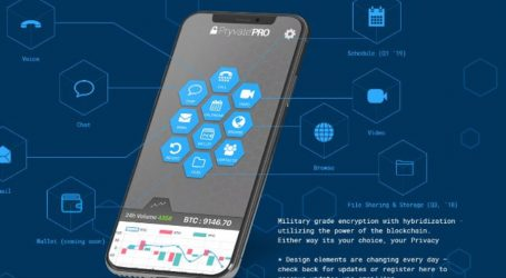 Communications app Pryvate releasing PryvateCoin with built-in cryptocurrency services
