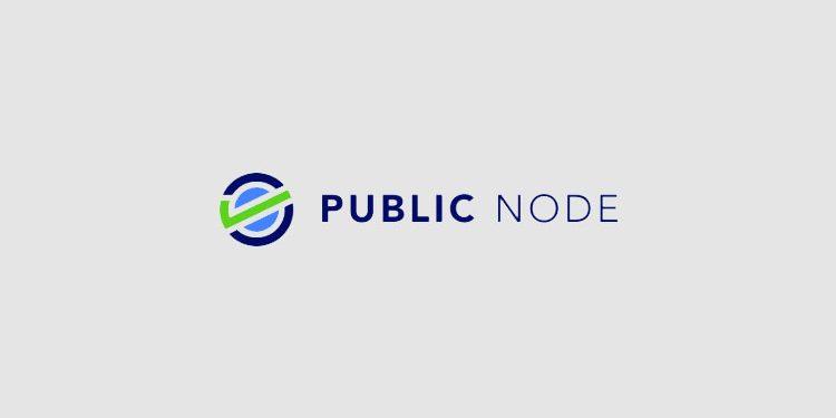 Pooled validator node service for Stellar (XLM) Public Node now live