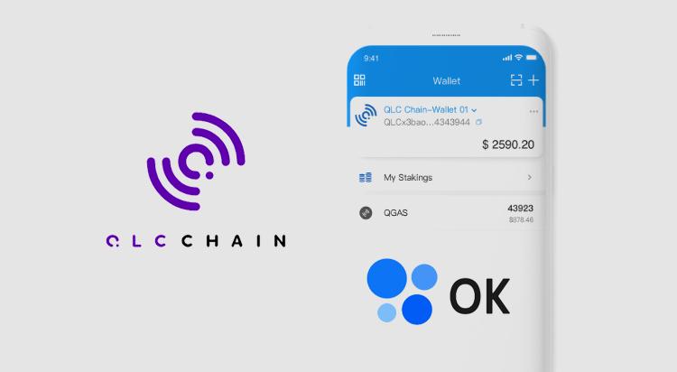 QLC Chain OKB Token