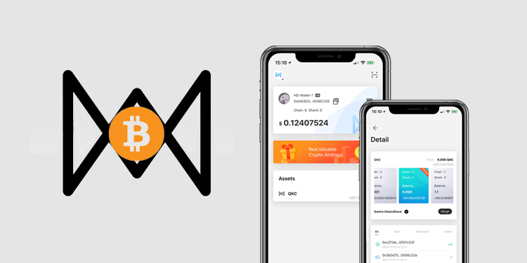 Crypto wallet and DApp browser QPocket now supports bitcoin (BTC)