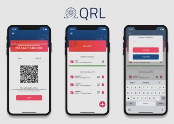 QRL quantum-secure blockchain wallet launches v2.0