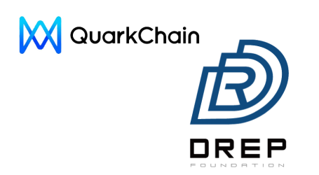 QuarkChain and DREP to accelerate mainstream blockchain deployment
