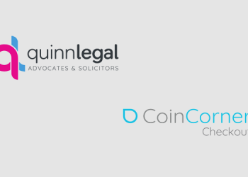 CoinCorner helps Isle of Man law firm Quinn Legal accept bitcoin payments