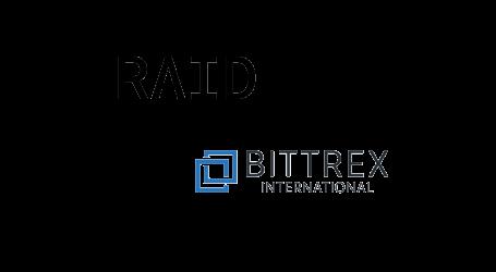 UPDATE: Bittrexcancels first token offering for RAID