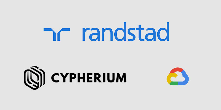 HR firm Randstad enhances automation and security with Google Cloud and Cypherium smart contracts