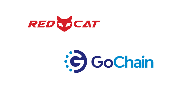 Red Cat partners with GoChain for blockchain drone data services platform