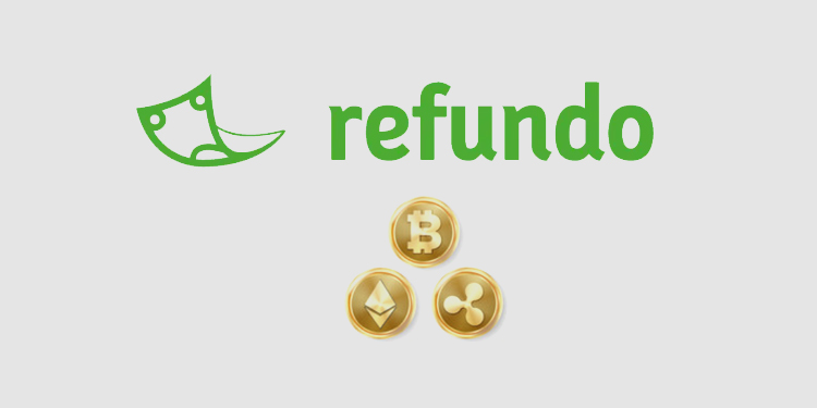 Refundo makes income tax refunds available in Bitcoin Cash, Ethereum, and Ripple