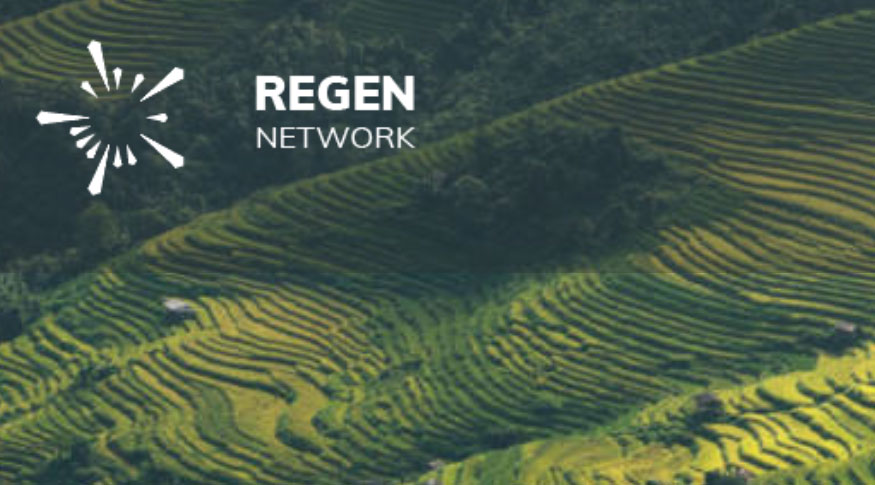 Regen Network using blockchain to regenerate earth's ecological systems