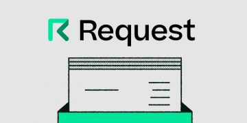 Ethereum-based invoicing network Request goes over $750,000 transacted