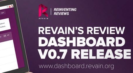Revain introduces version 0.7 of the Dashboard: projects сan now engage with reviewers