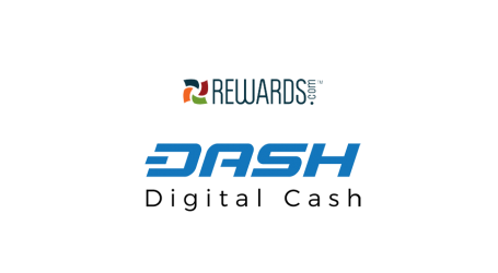 Rewards.com users can now earn and redeem DASH