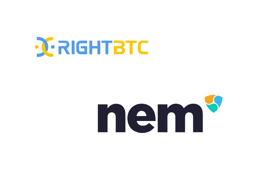 RightBTC announces support for NEM (XEM)
