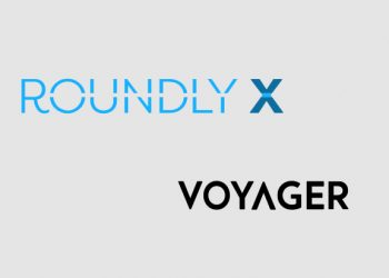 Crypto micro-investing app RoundlyX provides its users access to Voyager